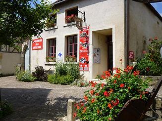 La Maison des Artisans à Mennetou-Sur-Cher