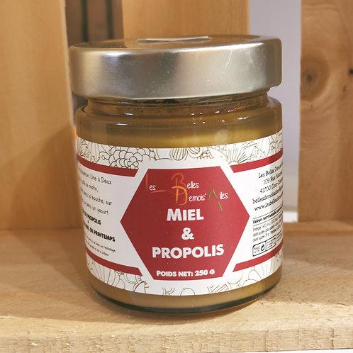 Miel et Propolis