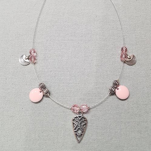 Collier Géométrie et perles