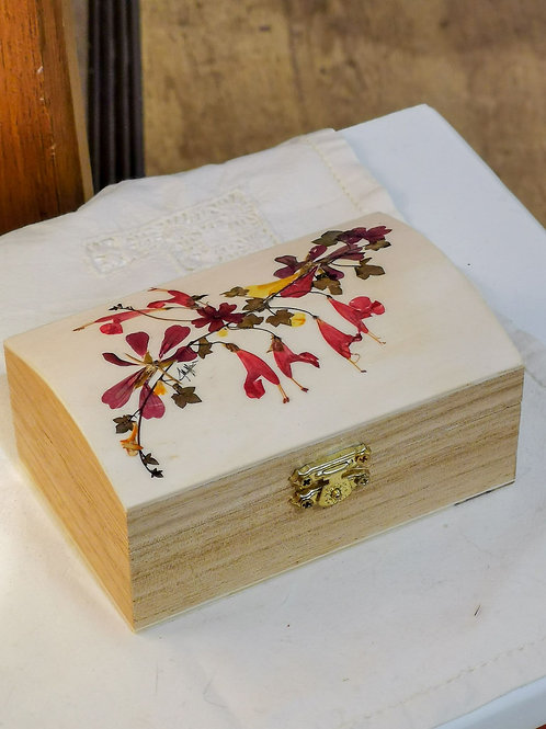 """Boîte à bijoux en bois """"Atelier Gappe"""""""
