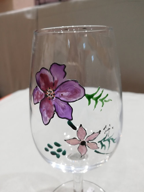 Verre à vin Violette - Nad'All