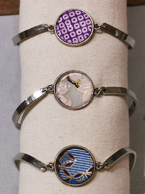 "Bracelet rigide ""Elise Art"""