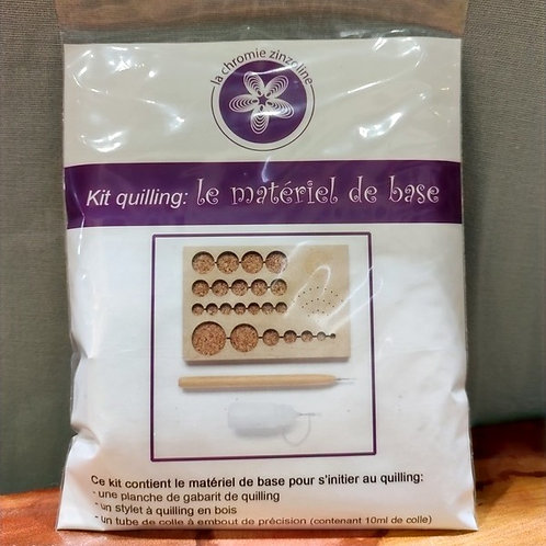 Kit de base quiling