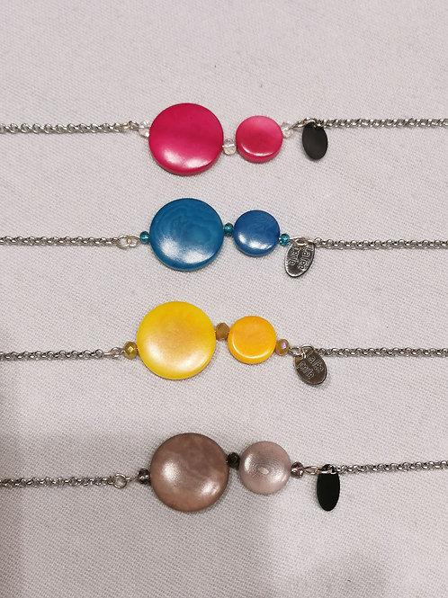 """Bracelet Ronds """"La Fée Perle"""""""