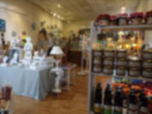 La Maison des Artisans, produits du terroir et objets artisanaux