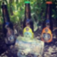 Produits du terroir : bières 1515, La Maison des Artisans.