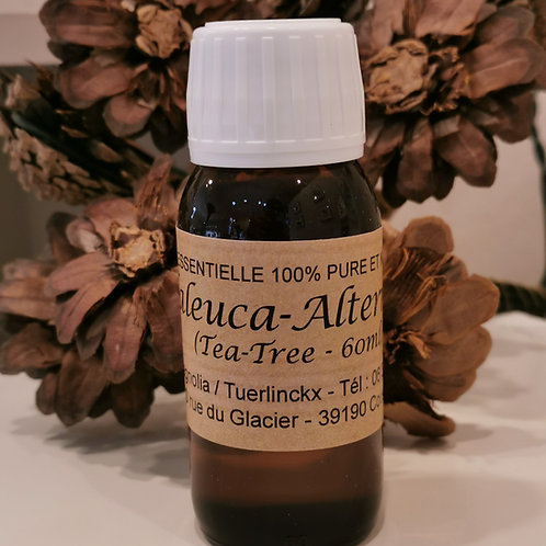 Huile essentielle d'Orange de Tea tree