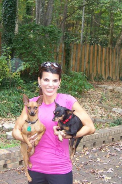 kristine-with-training-clients-dogs