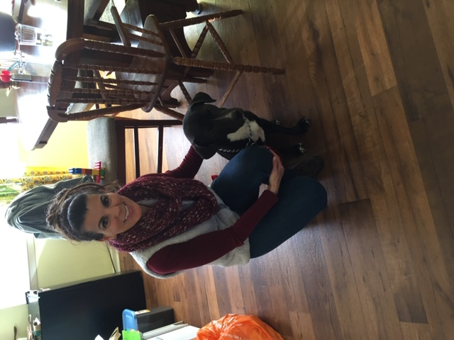 krstine-with-training-clients-dog