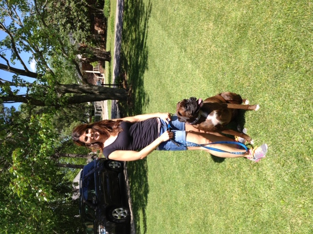 kristine-with-training-clients-dog