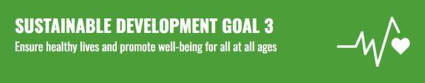 Sustainable Development Goals 3