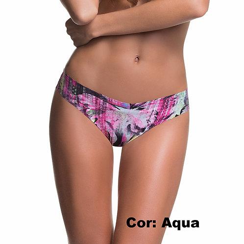 Calcinha Fio Dental sem Costura Make Aqua