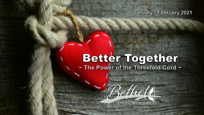 Better Together: The Power of the Threefold Cord