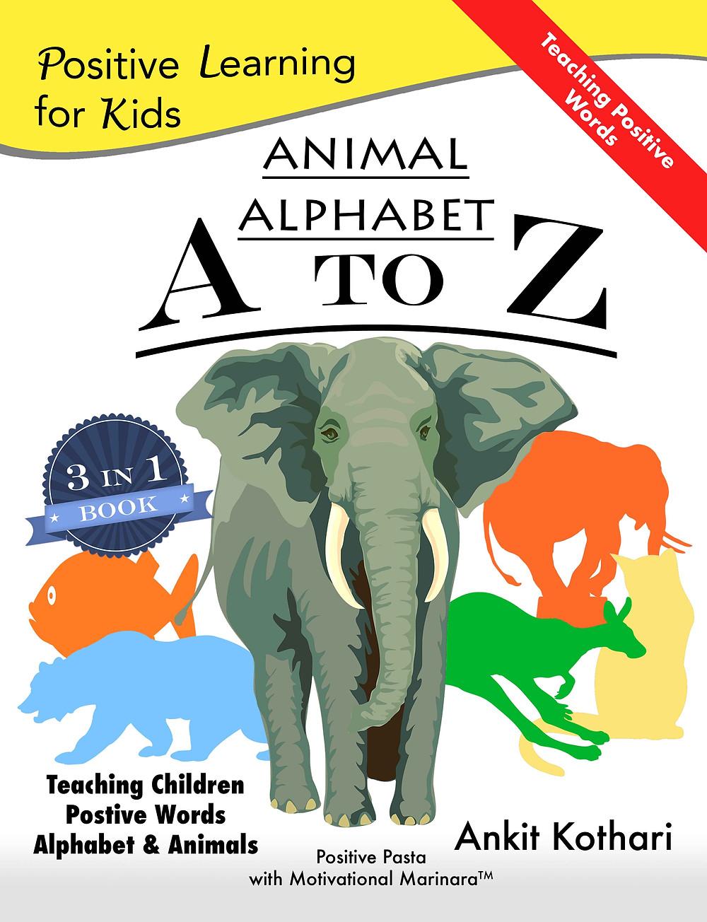 Animal Alphabet A to Z