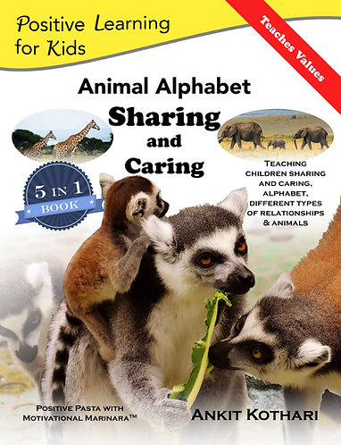 Animal Alphabet Sharing and Caring