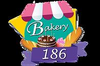 Bakery 186 Logo