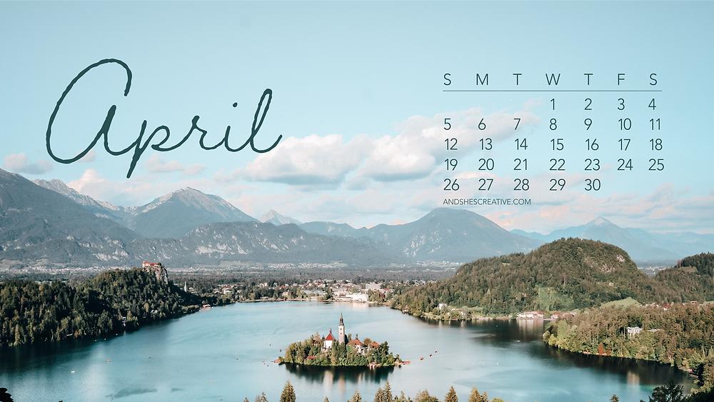march 2020 pink calendar tech background