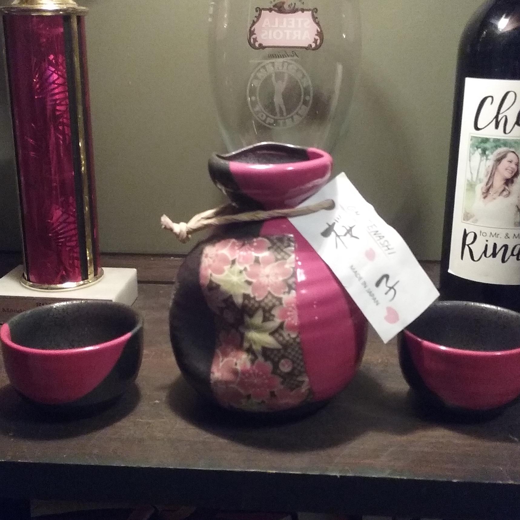 Sake gift set
