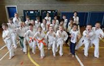 Tigers Karate Classes, Grimsby