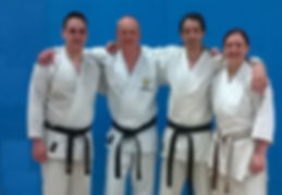 Adults Karate Classes in Grimsby and Cleethorpes - Kaizen No-Michi
