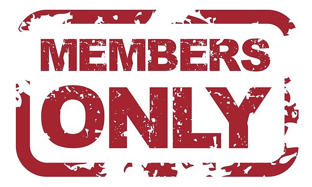 Karate Members Only