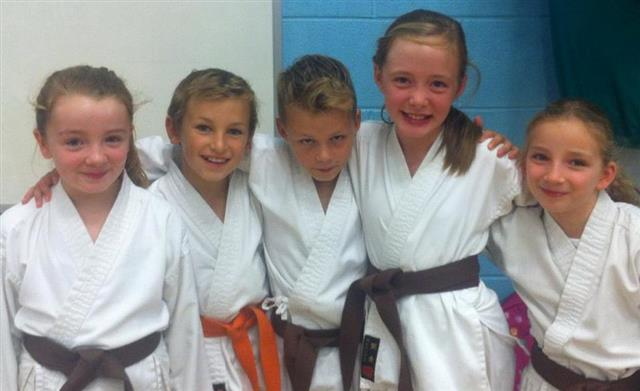 Karate Friends