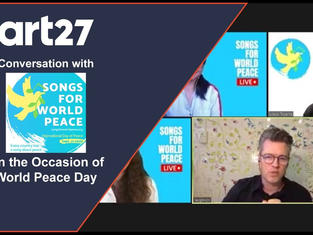 Songs for World Peace Interview by art27