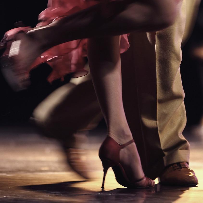 Saturday night Dance Social.