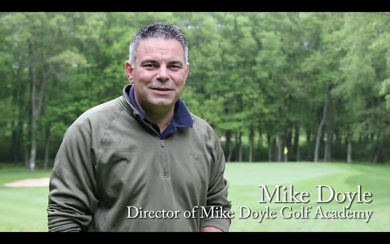 picture of golf pro mike doyle