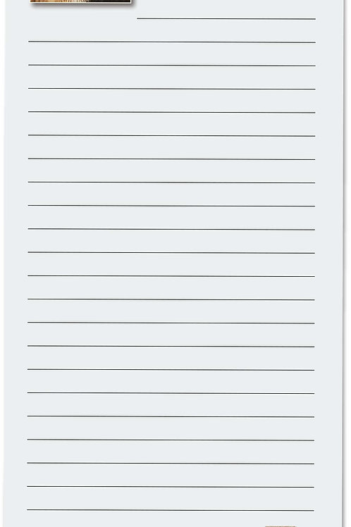 Fridge Magnet Notepads