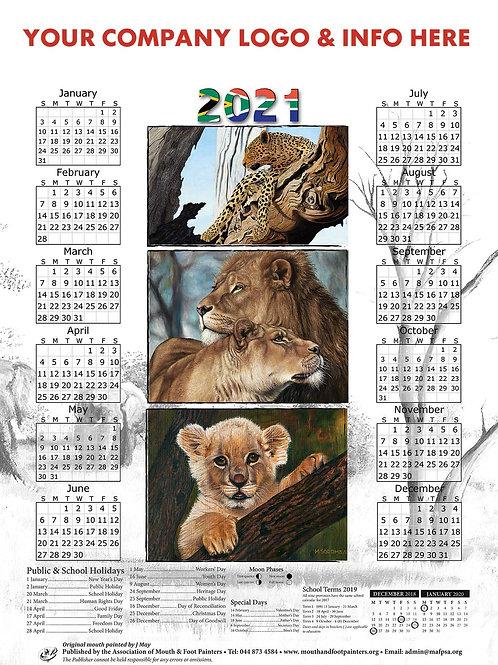 Wall Calendars A2