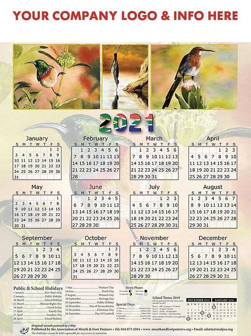 Wall Calendars A3