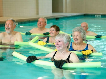Aquatic Physiotherapy Recommenced!