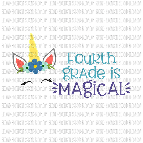 Fourth Grade is Magical
