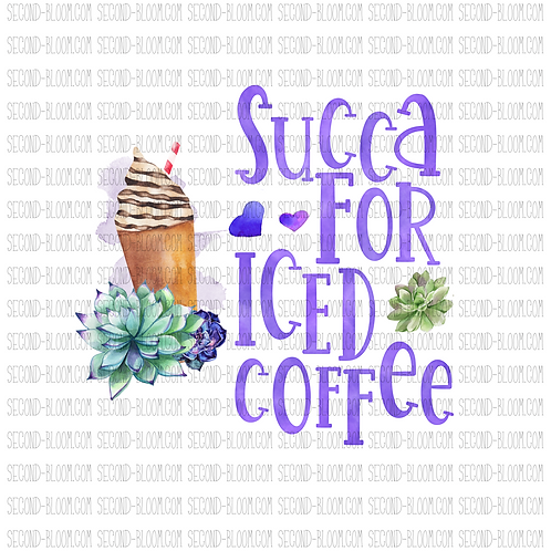 Succa For Iced Coffee