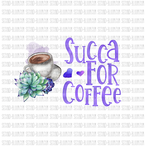 Succa For Coffee