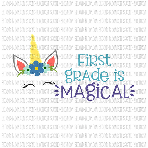 First Grade is Magical