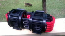 3D printed, Multiple winding, three-axis electronic winding