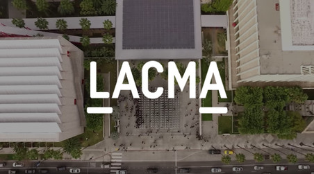 Los Angeles County Museum of Art Video Script