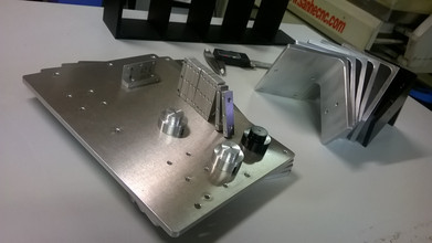 Spectrometer parts for China Geoinformatics