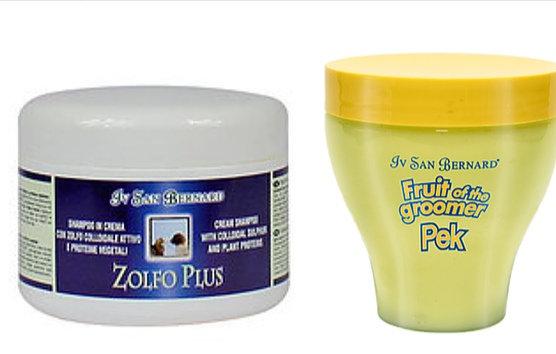 Pack Zolfo Plus et masque Gingembre/Sureau