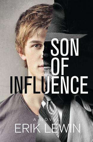 Erik Lewin - sonofinfluence_bookcover_fi