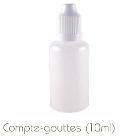 Compte-gouttes 10ml
