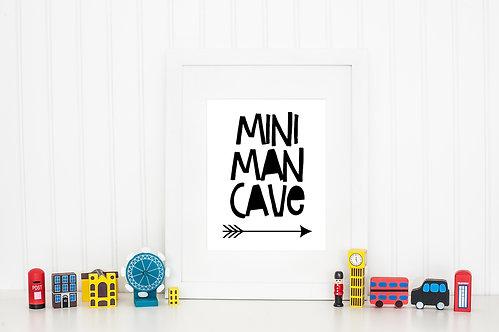 Mini Man Cave