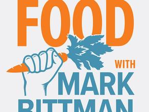"Award-winning food writer Mark Bittman to launch original podcast ""Food with Mark Bittman"""