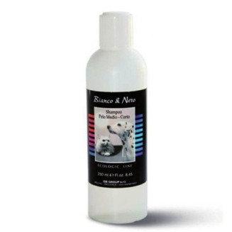 Black & White shampoing Poils Moyens et Courts