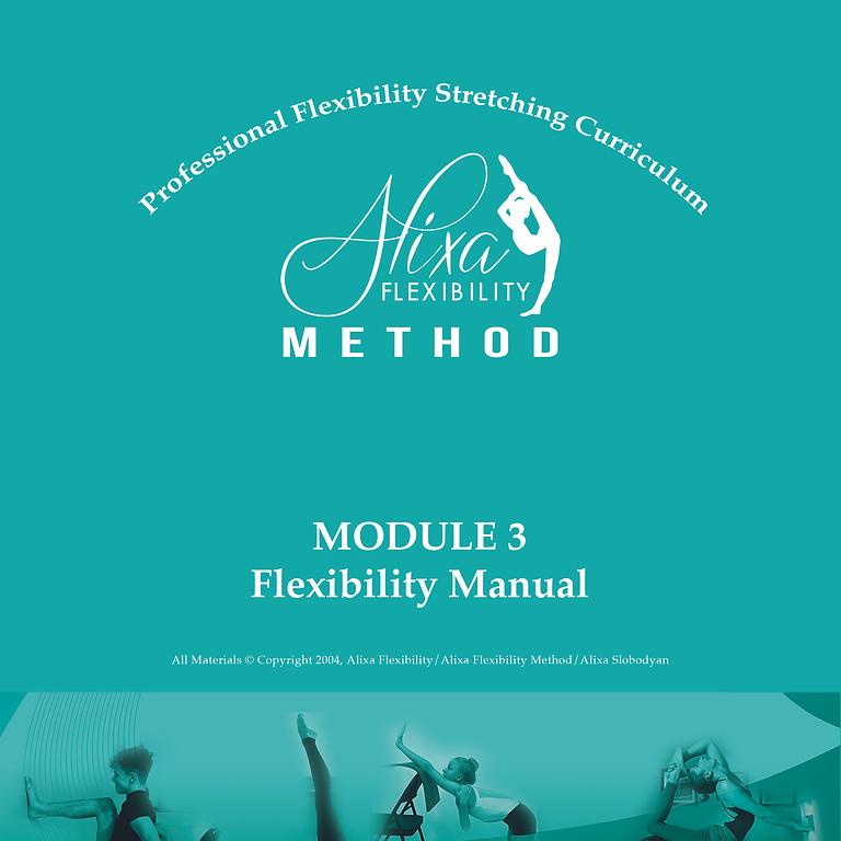 Module 3 - Sept 25th & 26th
