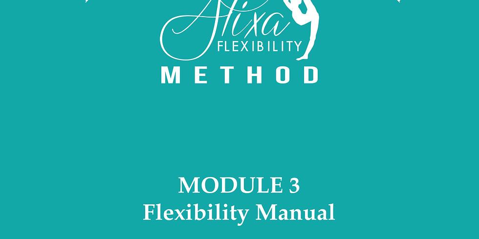 Module 3 - April 24th & 25th