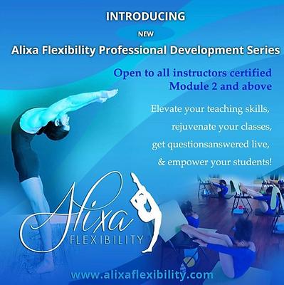Alixa Flexibility Professional Developme