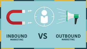 Qu'est-ce qui distingue l'inbound de l'outbound marketing ?